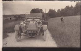 [51] Marne > Witry Les Reims Carte Photo Automobile SCAR Société De Construction Automobile De Reims - France
