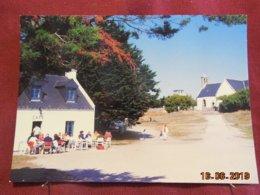 CPM GF - En Vacances à L'Ile D'Hoëdic - Francia