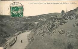 66* FETGES  Route De Cerdagne                 MA95,0601 - France