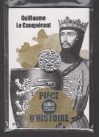 France -Pièce De 10 Euros Argent -Pièce D'histoire -Guillaume Le Conquérant -N°2 - France