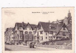KNOKKE ZOUTE   KUSTLAAN   AVENUE DU LITTORAL1940 - Knokke
