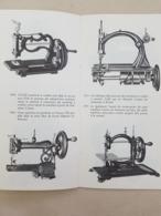 150 ANS DE MACHINE A COUDRE - Oude Documenten
