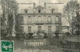 70* LUXEUIL LES BAINS  Villa De Chatigny      MA95,0847 - Luxeuil Les Bains