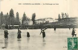 70* LUXEUIL LES BAINS  Patinage Au Lac    MA95,0849 - Luxeuil Les Bains