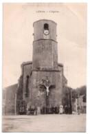 Léran - L'Eglise - édit. Photo Moderne  + Verso - Frankrijk