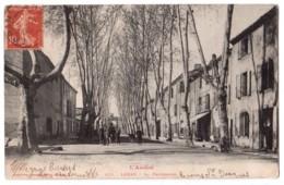 Leran - La Promenade - édit. Labouche Frères 658 + Verso - Frankrijk