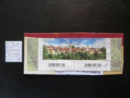 "2019  "" Rothenburg "" ZDr. Aus Bogenrand Auf Ausschnitt, Gut Gestempelt   LOT 1114 - BRD"