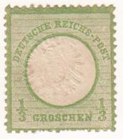 Deutsches Reich DNK Nr. 2x. - Deutschland