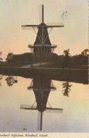 Windmill Reflection, Windmill Island, Holland, Michigan - Etats-Unis