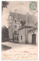 Léran - Château De Léran Au Duc De Lévis-Mirepoix - édit. Labouche Frères 104 + Verso - Frankrijk