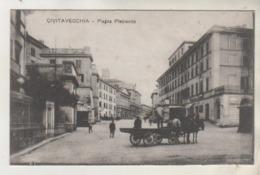 CIVITAVECCHIA - Paizza Plebiscito - Civitavecchia