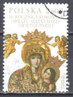 Poland 2018 -  Coronation Of The Image Of Our Lady Of Swietolipsk - Mi.5005 - Used - 1944-.... Repubblica