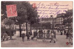 5694 - Paris ( XIe Et XXe ) - Boulevard Ménilmontant ( Station Du Métropolitain )- F. Fleury - N°191 - - Arrondissement: 20