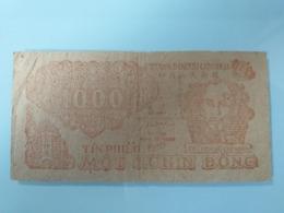 VIETNAM-1000 DONG 1950 TIN PHIEU.RARE - Vietnam