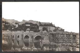2029  Jambes  -  Le Vieux Pont En 1914 - Guerre 1914-18