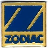 ZODIAC - Z2 - LOGO - Verso : JYP SA - Marcas Registradas