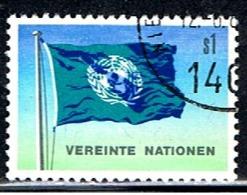 NATIONS UNITS 22 // YVERT 2 (VIENNE) // 1979-80 - Centre International De Vienne