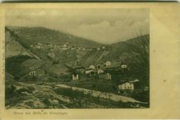 STELVIO ( BOLZANO ) GRUSS AUF STILFS IM VINTSCHGAU - EDIT ALOIS FIGL. BOZEN N.505  - 1910s (BG4432) - Bolzano