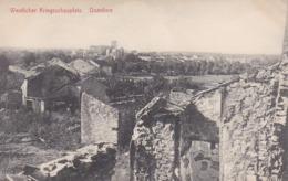 AK Domêvre - Ruinen - Westlicher Kriegsschauplatz - 1915 (43907) - Domevre En Haye