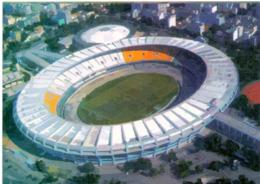 Postcard Stadium Rio De Janeiro Maracanà Brasil Stadion Stadio - Estadio - Stade - Sports - Football - Soccer - Football