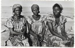 CARTE POSTAL PHOTO AEF OUBANGUI - Uganda