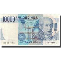 Billet, Italie, 10,000 Lire, KM:112c, TTB+ - 10000 Lire