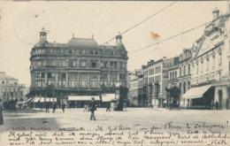 CPA - Belgique - Liège - Place Verte - Liege
