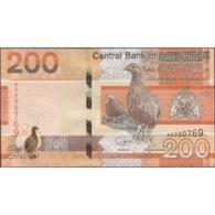 TWN - GAMBIA NEW - 200 Dalasis 2019 Prefix A UNC - Gambia
