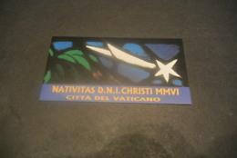 K23102 -Booklet MNh Vatican City 2006 - Christmas - Nativitas - Booklets