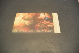 K23107 -Booklet MNh Vatican City 2005 - Nativitas MMV  - Christmas - Carnets