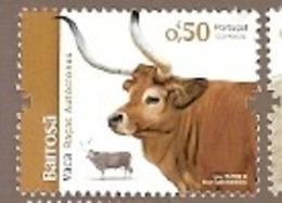 Portugal  ** & Native Breeds Of Portugal, Cow Barrosa 2018 (8881) - Farm