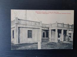 Manila, Lungsod Ng Maynila - Colegio Di San Jose - Serie B. Observatorio - No. 11. Ambulong. Pabellon Sismico - Filippine