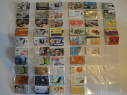 51 Phonecards From Bosnia - All Different - Bosnia