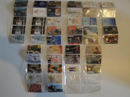 46 Phonecards From Monaco - All Different - Monaco