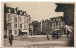 SAINT DIE - Place Saint Martin - Saint Die