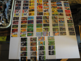 99 Phonecards From Colombia - All Different - Colombia