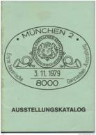 Ausstellungskatalog Erste Bayerische Ganzsachen-Ausstellung 3. 11. 1979 - Interi Postali