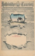 XD.483.  Neümunster - Holsteinischer Courier - Neumuenster