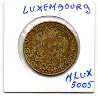 LUXEMBOURG * JETON JIGISMOND DE LUXEMBOURG ROI ET EMPEREUR 1387-1437 - Jetons En Medailles