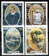 Südwestafrika Sc. 570-573 Postfrisch (6871) - Südwestafrika (1923-1990)