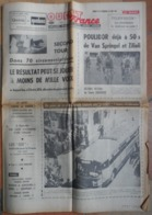 """Tour De France 1968.Poulidor,Van Springel,Zilioli.Bordeaux,accident De Car.La """"Subaru 360"""".Panique à Bannalec,1 Lion... - Desde 1950"""