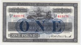Northern Ireland 1 Pound 1929 UNC NEUF Pick 178a - Noord-Ierland