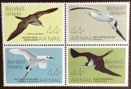 Marshall Islands 1986 Birds MNH - Vogels