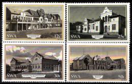 Südwestafrika Sc. 540-543 Postfrisch (6873) - Südwestafrika (1923-1990)