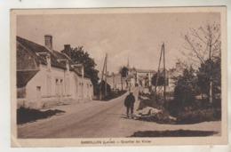 SANDILLON - Quartier Du Vinier - Carte Rare - France