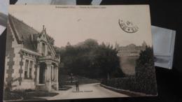 CPA -  LIANCOURT (Oise) -  Entrée Du Château Latour - Liancourt