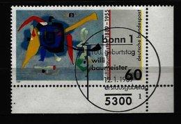 BUND - Mi-Nr. 1403 Formnummer 1 - Gestempelt - [7] République Fédérale
