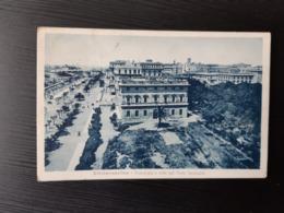 Civitavecchia - Panorama E Ville Sul Viale Garibaldi 1929 - Ed. Piviale Pierina - Civitavecchia
