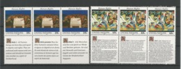 United Nations NY 1989 Human Rights Art. 1 & 2 Y.T. 563/568 ** - Ongebruikt