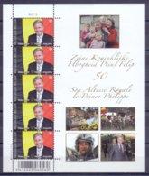 Belgie - 2010 - OBP -  ** 4035 - PL 2 - Prins Filip Wordt 50 Jaar ** MNH - Belgium